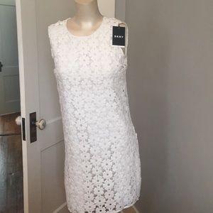 DKNY flower dress. NWT